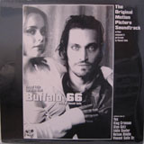 Buffalo 66 - The Original Motion Picture Soundtrack LP (signed by Vincent Gallo)