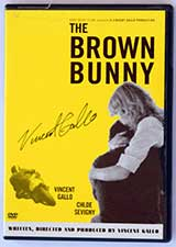 The Brown Bunny DVD (USA)