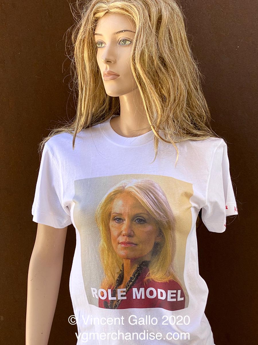 "11. ""ROLE MODEL""  Vincent Gallo 2020 (modeled)"
