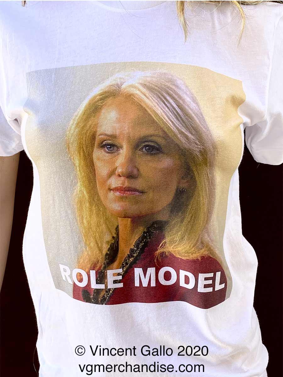 "11. ""ROLE MODEL""  Vincent Gallo 2020 (modeled detail)"