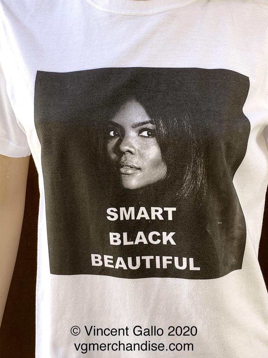"3. ""SMART BLACK BEAUTIFUL""  Vincent Gallo 2020 (modeled detail)"