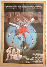 Plaga! (Plague)  Vintage Film Poster