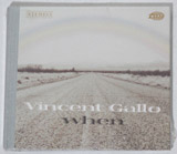 Vincent Gallo: When Limited Hardbound Edition (Stereo, sealed) CD