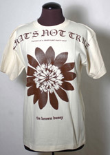 "The Brown Bunny ""Daisy"" T-Shirt (Cream)"