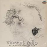 Vincent Gallo: RECORDING OF MUSIC FOR FILM LP (Vinyl)