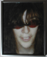 """Joey"" Photograph Of Joey Ramone By Vincent Gallo, 2006"