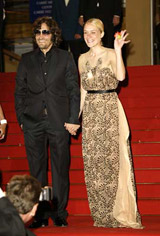 Vincent Gallo's Tuxedo Worn At Cannes Screening of The Brown Bunny