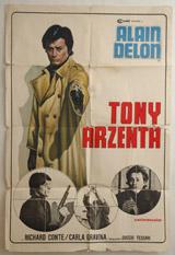 Tony Arzenta Vintage Film Poster