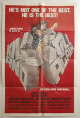 Kill And Kill Again Vintage Film Poster