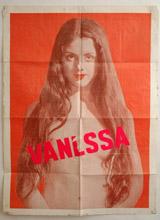 Vanessa Vintage Film Poster
