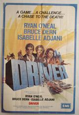 Driver Vintage Film Poster