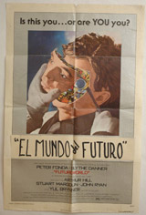 Futureworld Vintage Film Poster