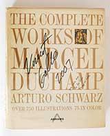 Vincent Gallo vs. Marcel Duchamp