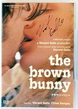 The Brown Bunny (Japanese DVD)