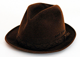 Good Brown Hat