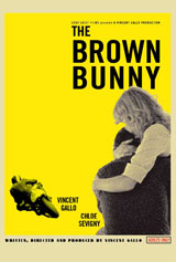The Brown Bunny Poster Yellow One Sheet