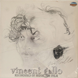 Vincent Gallo: RECORDING OF MUSIC FOR FILM LP (Vinyl)