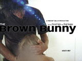 The Brown Bunny Poster Color Two Sheet