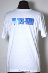 Vincent Gallo The Right Of Light Trans Continents T-Shirt