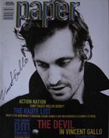 Paper Magazine August 2004