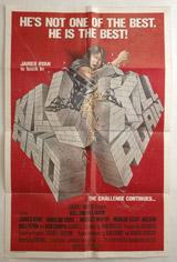 Kill And Kill Again Vintage Film Poster