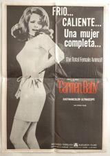 Carmen Baby Vintage Film Poster
