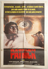 Patrick Vintage Film Poster