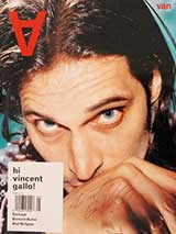 Van Magazine (No. 23, 1998 - Spanish, signed by Vincent Gallo)